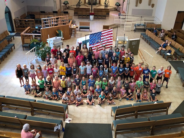 2021 VBS Students